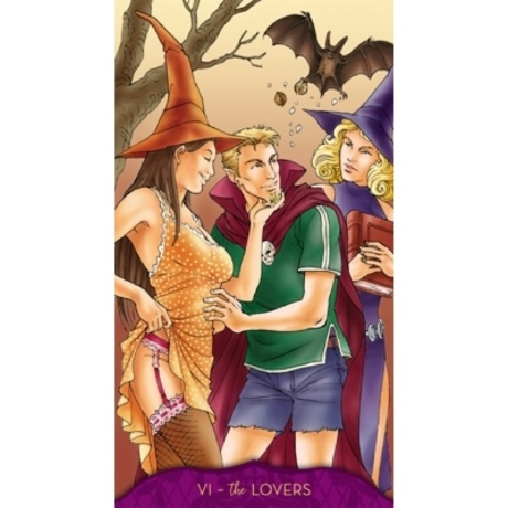 Таро Юных Ведьм