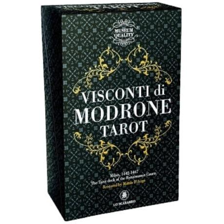 Таро Висконти Ди Модроне. Visconti di Modrone Tarot