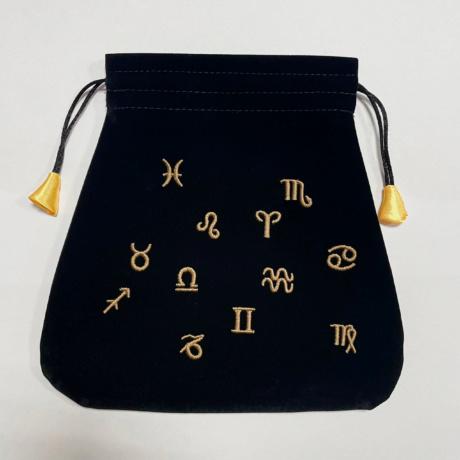 Мешочек Астрологический для карт Таро. Производство Италия