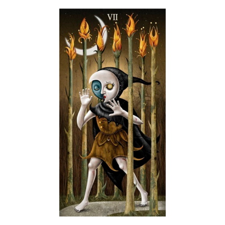 Таро Безумной Луны / Deviant Moon Tarot
