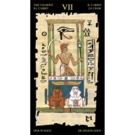 Египетское Таро Старшие Арканы